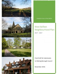 West Byfleet Neighbourhood development Plan – Examiner's Report