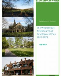 NEIGHBOURHOOD PLAN – REFERENDUM 5th OCTOBER – WHAT ARE YOU VOTING FOR ?